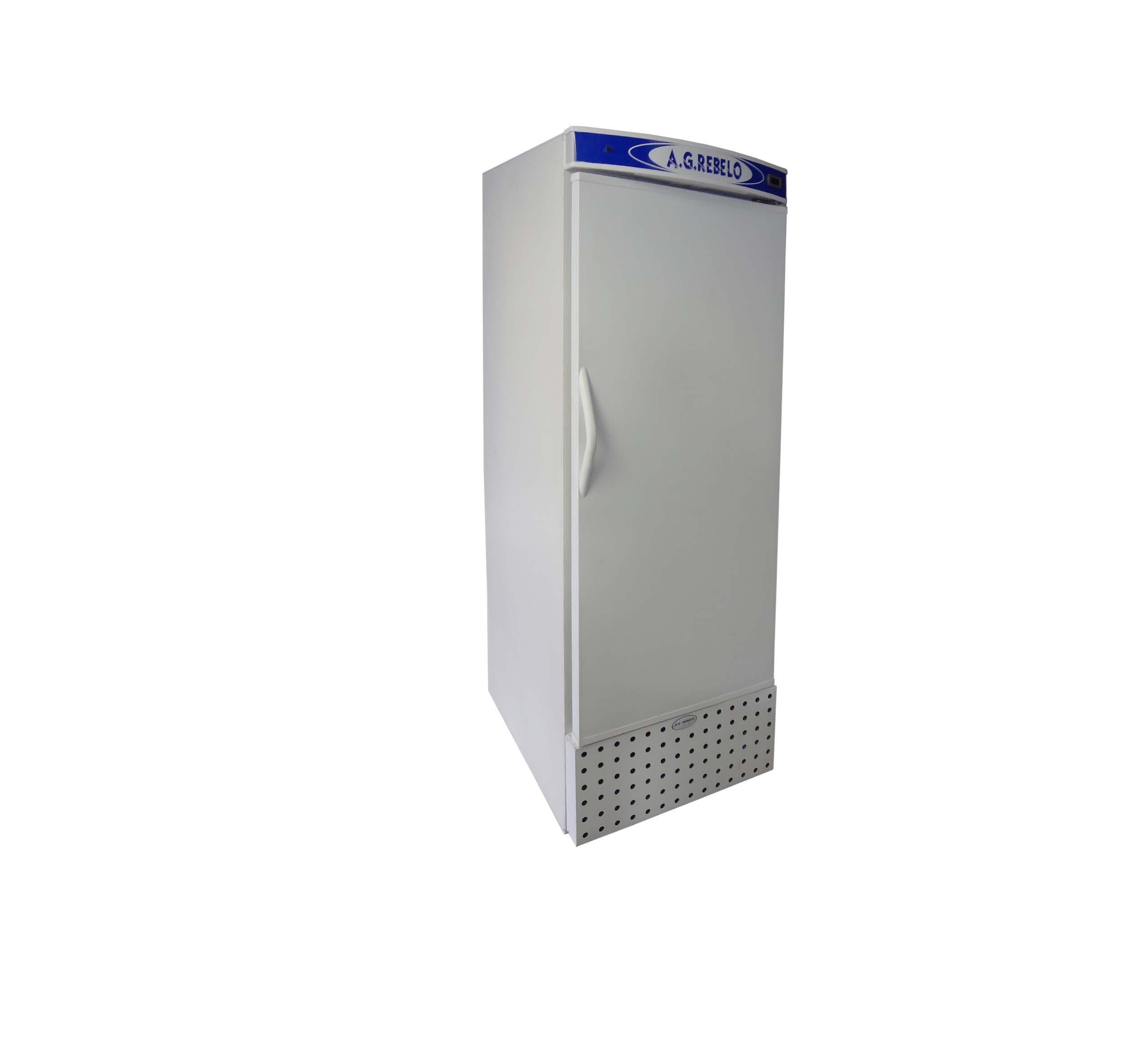 Freezer Vertical com Serpentina e Porta Cega - Painel Não Luminoso