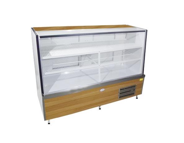 Balcão Refrigerado de Vidro Reto Universal
