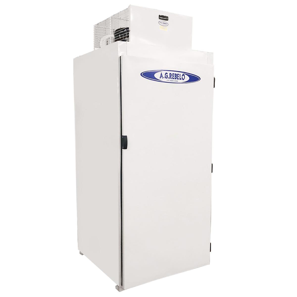 Freezer para Gelo Vertical 930 litros